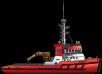 Буксировочное судно Duke II